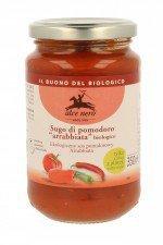 ALCE NERO bio sos pomidorowy ARRABIATA 350g