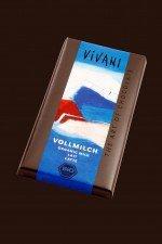 VIVANI bio czekolada MLECZNA 100g