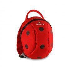 LITTLE LIFE plecak animal 1-3l BIEDRONKA