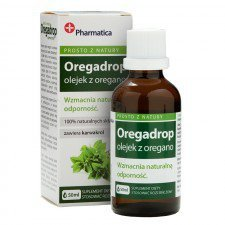 OREGADROP olejek naturalny OREGANO 50ml