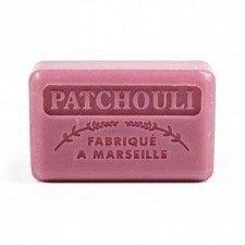 FOUFOUR mydło marsylskie PATCHOULI 125g
