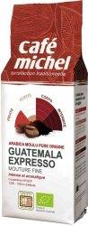 KAWA MIELONA ARABICA ESPRESSO GWATEMALA FAIR TRADE BIO 250 g - CAFE MICHEL