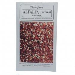 Lucerna nasiona 80 g - Diet-Food- nasiona lucerny alfalfa