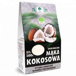 Mąka kokosowa Eko - 0,5kg
