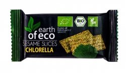EARTH OF ECO bio sezamki CHLORELLA 18g