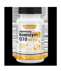 Organiczny koenzym Q10 120mg 60 kapsułek Pharmovit