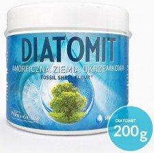 ZIEMIA OKRZEMKOWA AMORFICZNA (DIATOMIT) 200 g - PERMA-GUARD