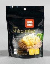LIMA bio pasta ryżowa miso SHIRO 300g