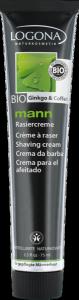 mann Krem do golenia z bio-miłorzębem i bio-kofeiną