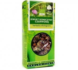 Dary Natury Herbatka Kwiat Koniczyny Czerwonej 25g