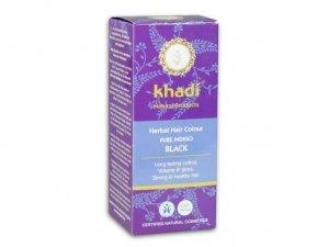 Indygo Khadi - ziołowa farba do włosów