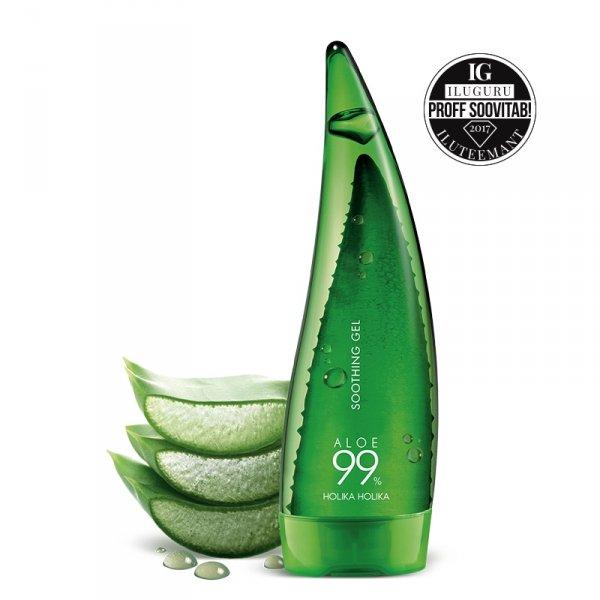 Holika Holika Aloe 99% Wielofunkcyjny zel aloesowy 250 ml