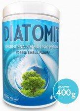 ZIEMIA OKRZEMKOWA AMORFICZNA (DIATOMIT) 400 g - PERMA-GUARD