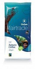 OXFAM bio kawa mielona PERU 250g
