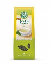 LEBENSBAUM bio herbata zielona liściasta DARJEELING 50g