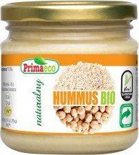 PRIMAECO bio hummus NATURALNY 160g