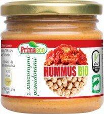 PRIMAECO bio hummus POMIDOROWY 160g