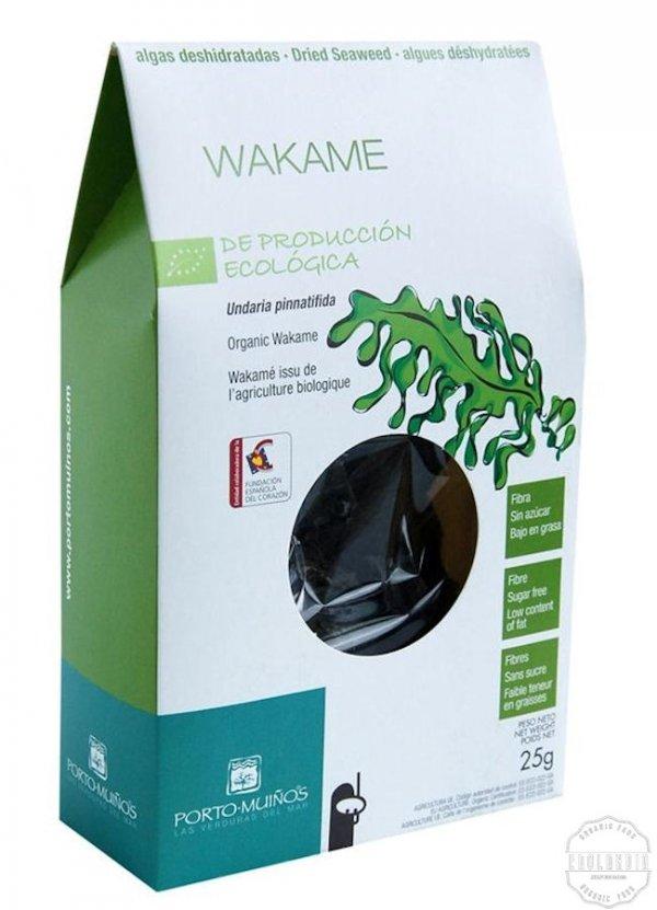 PORTO MUINOS bio algi WAKAME 25g