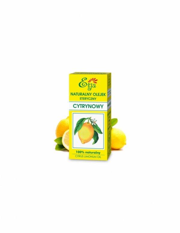 Olejek eteryczny cytrynowy Etja 10 ml