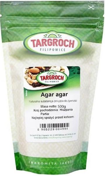Agar-agar 500 g Targroch