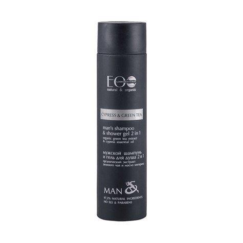 Eo Lab Szampon do włosów i żel pod prysznic dla mężczyzn 2w1 250 ml