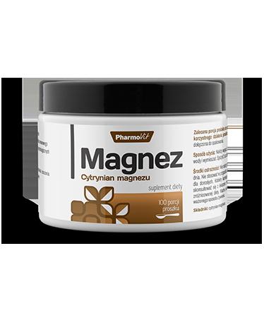Magnez w proszku Pharmovit 250g
