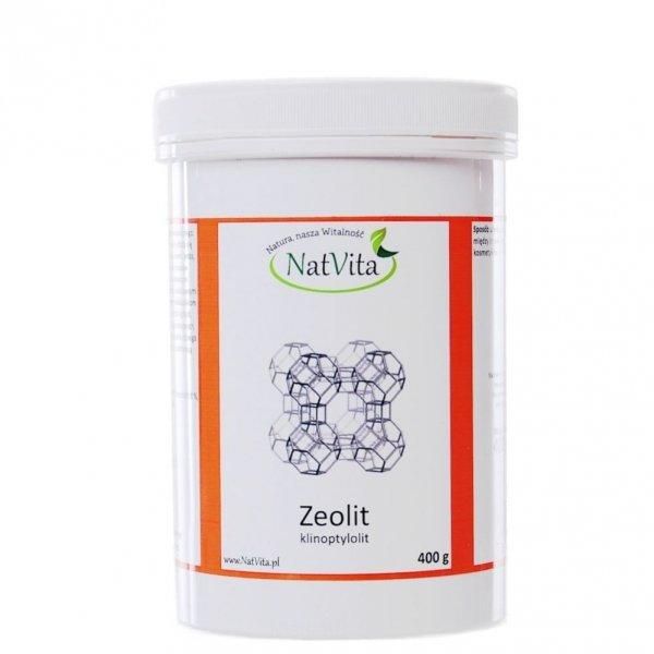 Zeolit Klinoptylolit 400 g Natvita