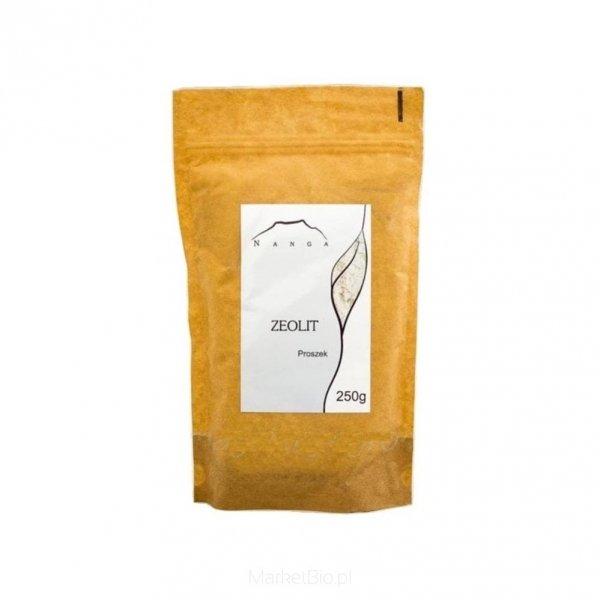 Zeolit Klinoptylolit 250 g Nanga