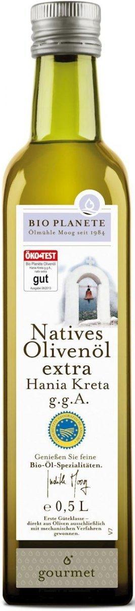 BIO PLANETE oliwa extra virgin KRETA 500ml