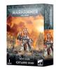 Warhammer 40K - White Scars Kor'sarro Khan