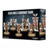 Warhammer 40K - Blood Angels Sanguinary Guard