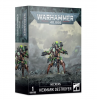 Warhammer 40K - Necrons Hexmark Destroyers