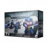 Warhammer 40K - Space Marines: Assault Intercessors + Paints Set