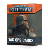 Warhammer 40,000 Kill Team Tac Ops Cards