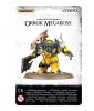 Warhammer AoS - Ironjawz Orruk Megaboss
