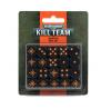 Kill Team Chaotica Dice Set
