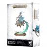Warhammer AoS - Magister on Disc of Tzeentch