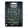 Warhammer 40K - Salamanders Primaris Upgrades and Transfers