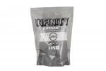 Kulki Infinity 0.20g 1kg - białe