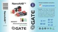 GATE - MOSFET NanoAAB