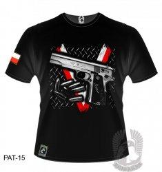 Koszulka VIS PAT-15 [rozmiar 2XL]