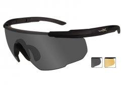 Okulary Wiley X® SABER ADV. Smoke Grey / Light Rust