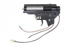 Kompletny wzmocniony gearbox do replik typu M4 wraz z silnikiem