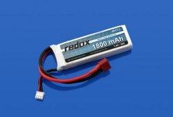 Akumulator Redox LiPo 1800mAh 7,4 20C