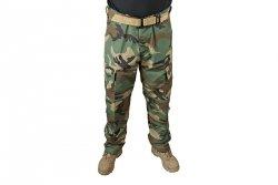 Spodnie mundurowe typu ACU - woodland
