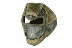 Pełna maska stalowa V7 - ATC-FG