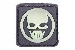 Naszywka 3D - Ghost