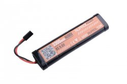 Akumulator NiMH 9.6V 3300mAh - Large Type