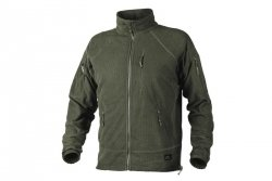 Bluza polarowa Alpha Tactical - olive green