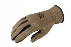 Rękawice taktyczne Armored Claw Quick Release™ - tan